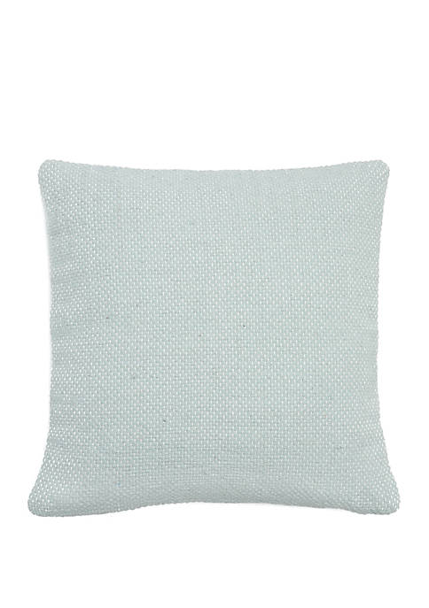Madison Hayden Textured Trim Throw Pillow