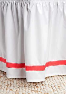 Ribbon Bedskirt