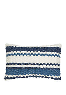 Stripe Bed Pillow