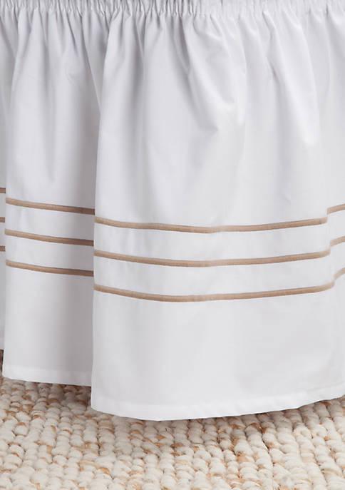 Triple Baratta Bedskirt
