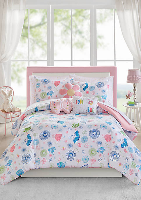 Lightning Bug Rayla Comforter Set