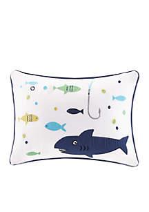 Undersea Decorative Pillow