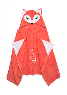 Fox Hooded Bath Towel