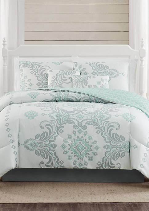 Katie 6 Piece Comforter Set