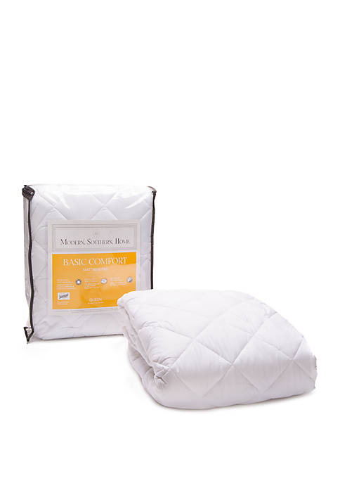 Modern. Southern. Home.™ Basic Comfort Queen Mattress Pad