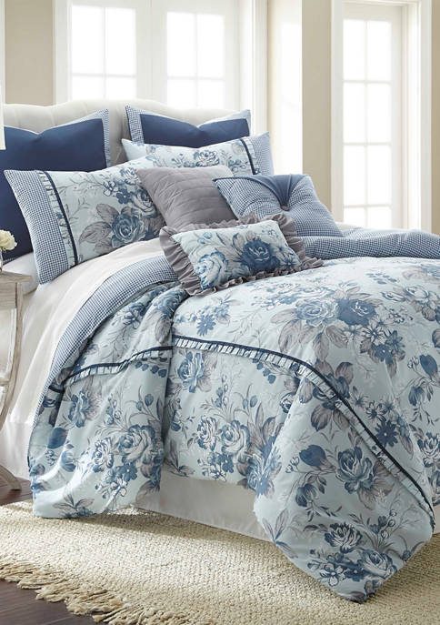 Allure 8 Piece Comforter Set