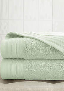 2-Pack Quick Dry Oversized Bath Sheets