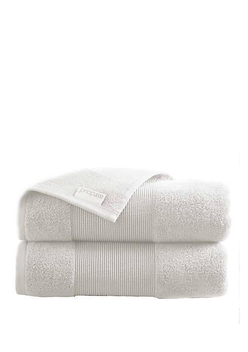 Air Cloud 2 Pack Oversized Bath Towel Set