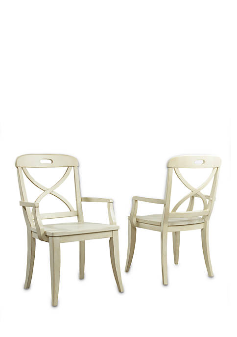 PJ Millbrook 2-Piece Arm Chairs