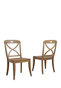 PJ Millbrook 2-Piece Side Chairs Set