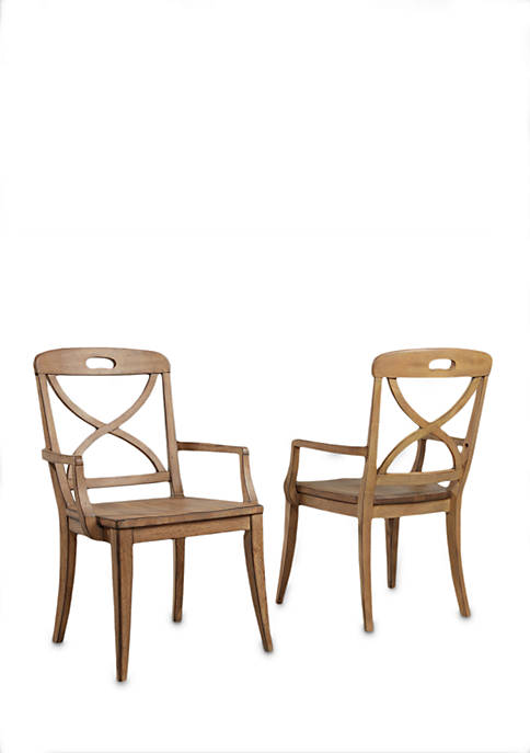 Panama Jack® PJ Millbrook 2-Piece Arm Chairs Set