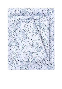 Constellation Microfiber Printed Sheet Set