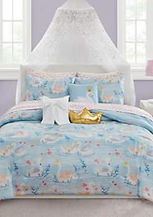 Swan Dance Comforter Set