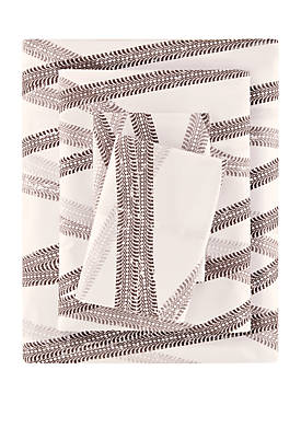 Jeep Tracks Microfiber Printed Sheet Set