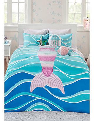 Mermaid Comforter Set