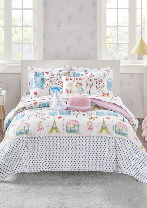 Jolie Bed-in-a-Bag Comforter Set