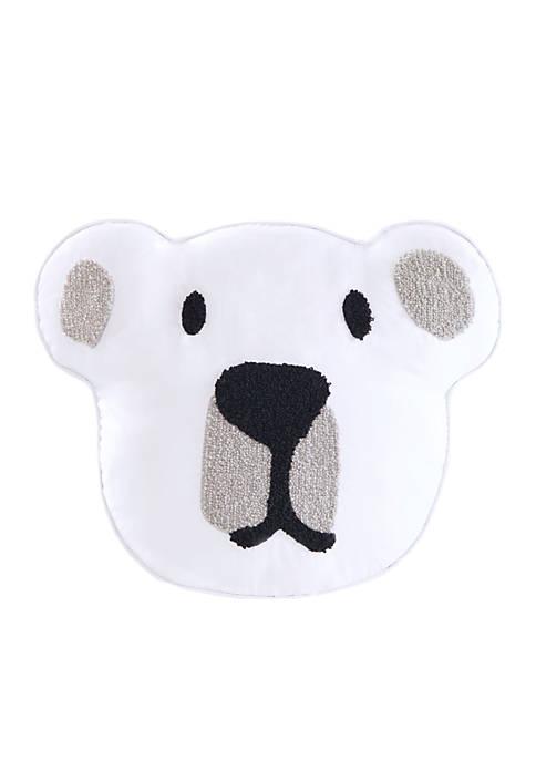 Lightning Bug Bear Shaped Pillow