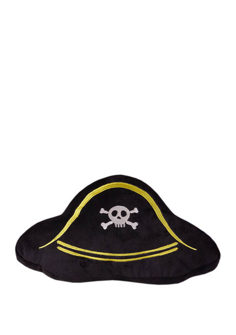 Pirate Hat Pillow