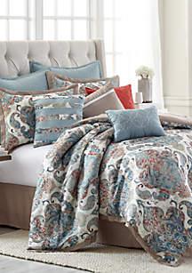 Delaney 10-Piece Reversible Bed In A Bag Set