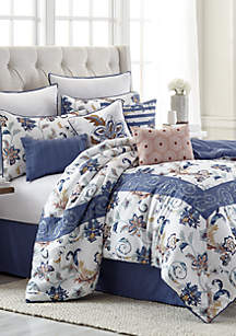 Carrie 10-Piece Comforter Bed-In-A-Bag Class Description