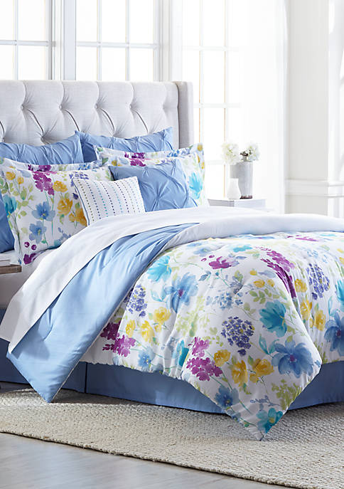 Modern. Southern. Home.™ Rebecca 8 Piece Comforter Bed