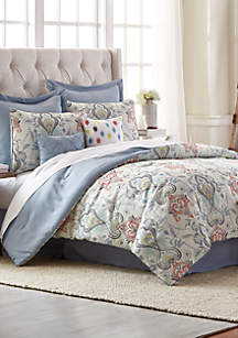 Modern. Southern. Home.™ Jamee 8 Piece Comforter Bed in a Bag