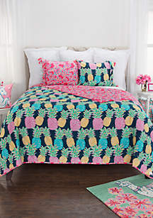 Pineapple Quilt Set