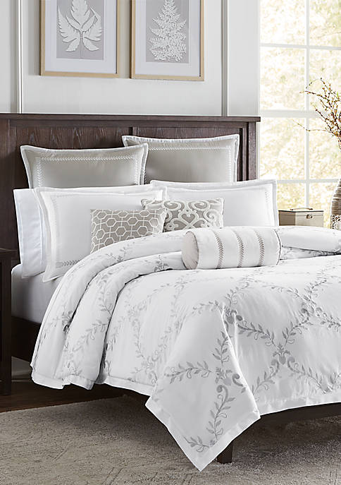 Vineyard 3 Piece Comforter Set