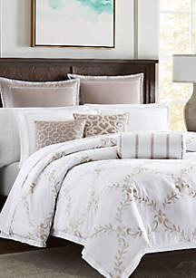 Biltmore® Vineyard 3 Piece Comforter Set