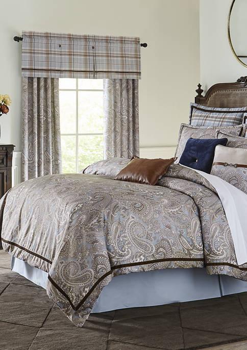 Biltmore® Newport Comforter Set