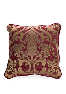 Palazzo Square Throw Pillow