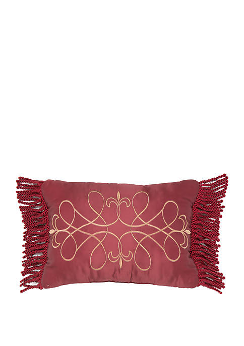 Palazzo Oblong Throw Pillow