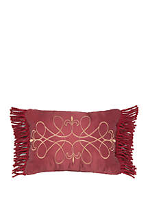 Biltmore® Palazzo Oblong Throw Pillow