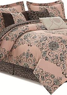 Bardot 6-Piece Full Comforter Set