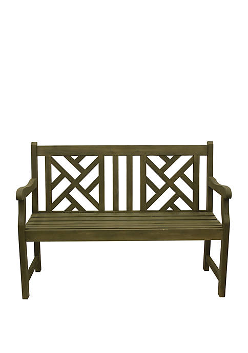 Décor Therapy Atlantic Outdoor Bench