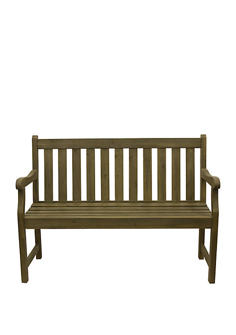 Décor Therapy Henley Outdoor Bench
