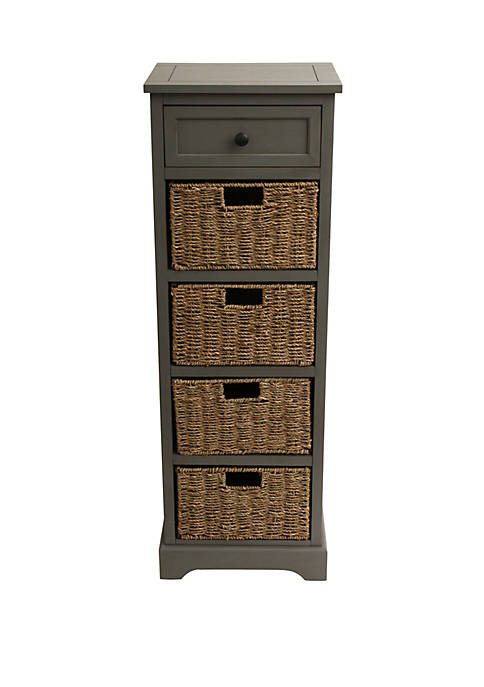 Montgomery Five Drawer Accent Chest
