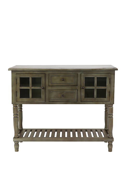 Décor Therapy Morgan Buffet Console Table