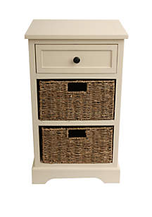Décor Therapy Montgomery Storage Basket Accent Chest