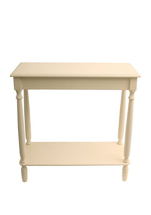 Décor Therapy Simplify Rectangle Console Table