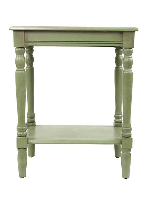 Décor Therapy Simplify End Table