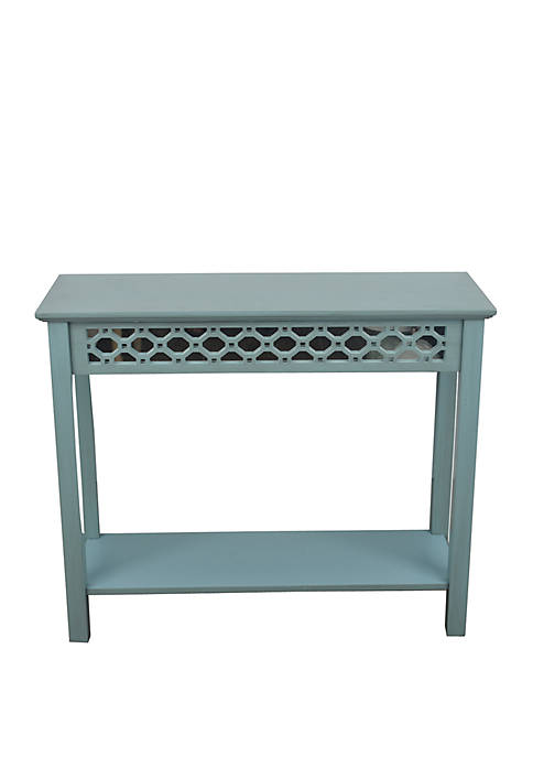 Décor Therapy Mirrored Console Table