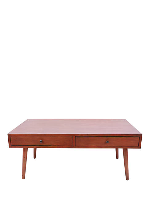 Décor Therapy Mid Century Modern Coffee Table