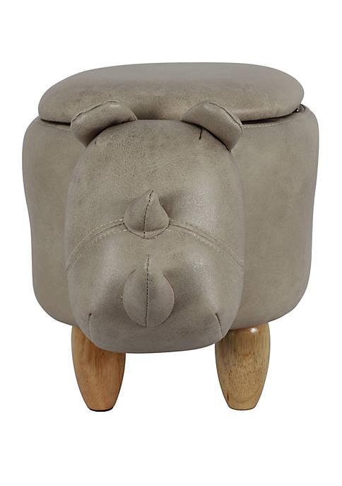 Rhino Storage Stool
