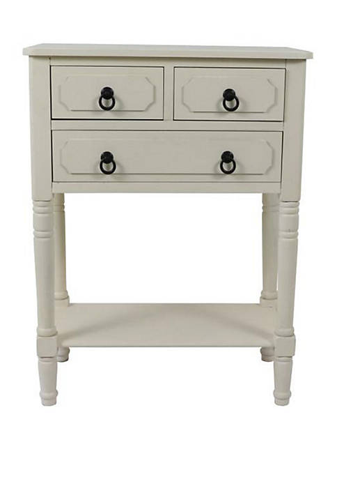 Décor Therapy Erin Storage Table