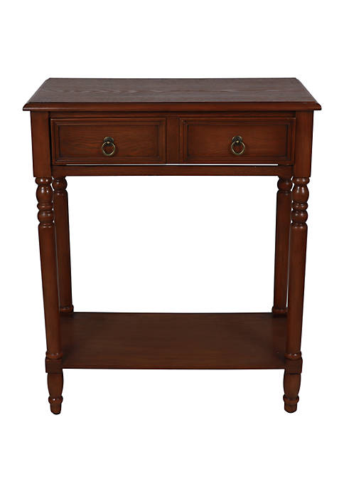 Carter 1 Drawer Wood Console Table