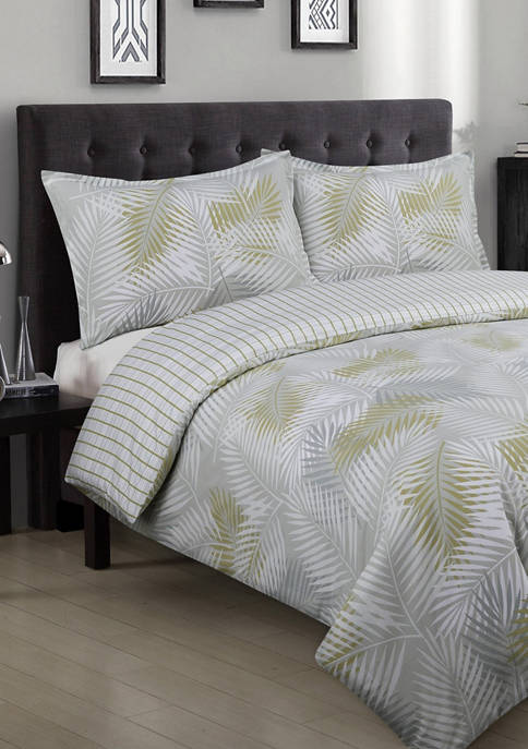 Palms Duvet Cover Set