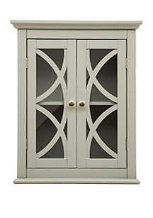 Wooden Wall Storage Cabinet