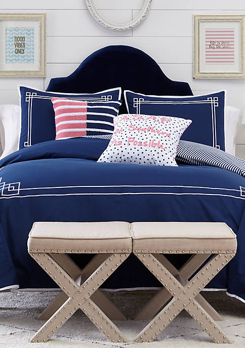 Crown & Ivy™ Blair Comforter Set