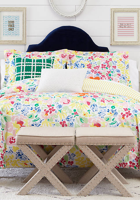 Crown & Ivy™ Whitney Comforter Set